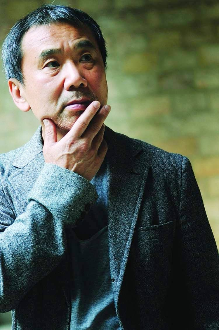 Haruki Murakami techbizdesign hall of fame