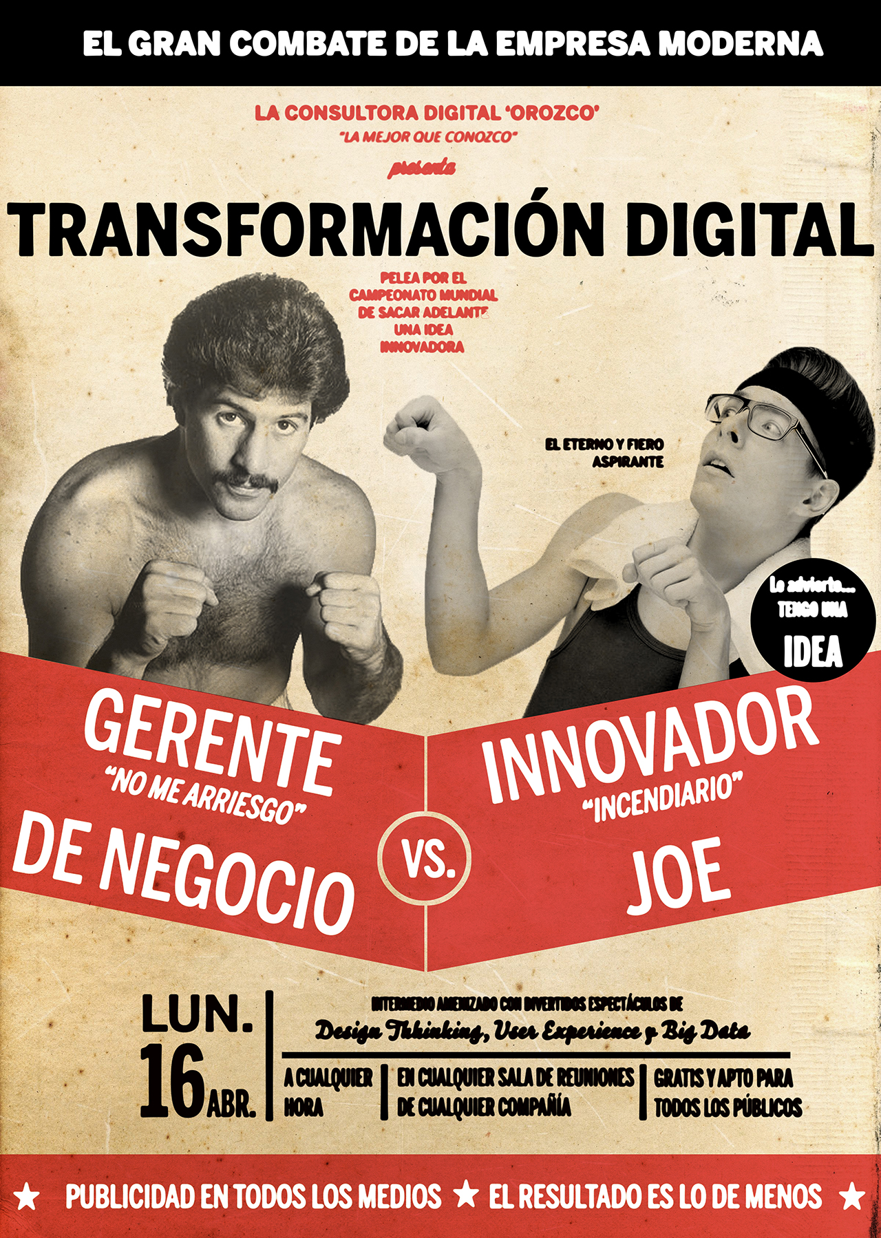 Transformación digital e innovación: una pelea perdida