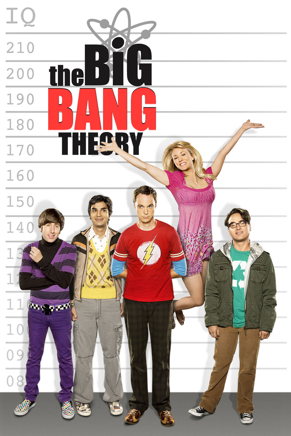 The Big Bang Theory techbizdesign hall of fame