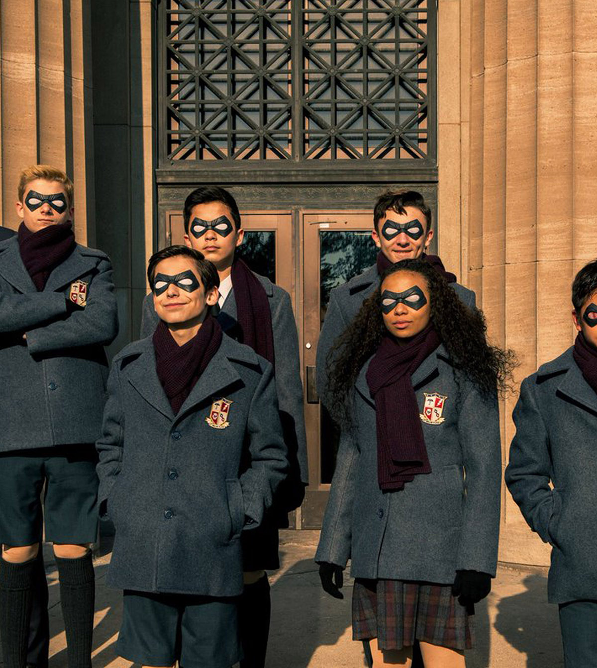 The Umbrella Academy techbizdesign hall of fame