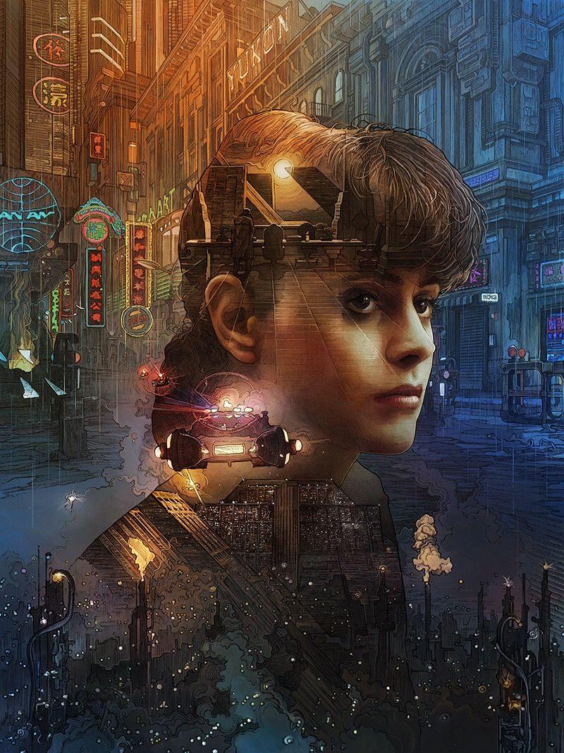 Blade Runner techbizdesign hall of fame